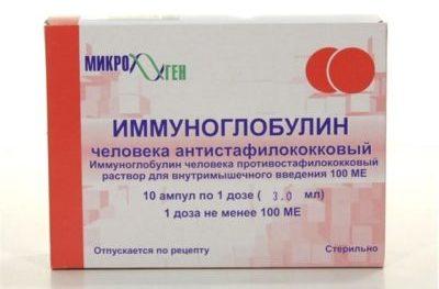 Человеческий иммуноглобулин