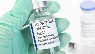 Прививка от гепатита B