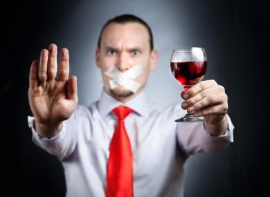 Запрет на алкоголь при гепатите С