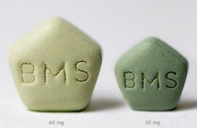 Даклинза таблетки
