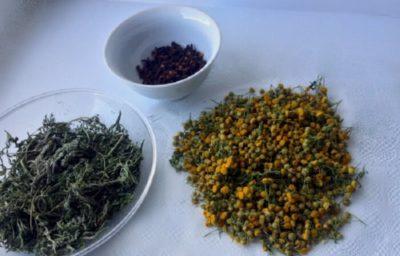 Смесь трав против эхинококка