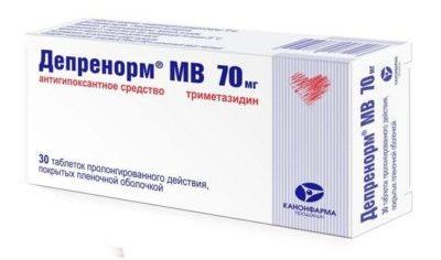 Депренорм таблетки