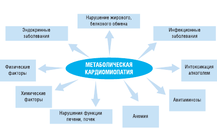 Метаболическая КМП