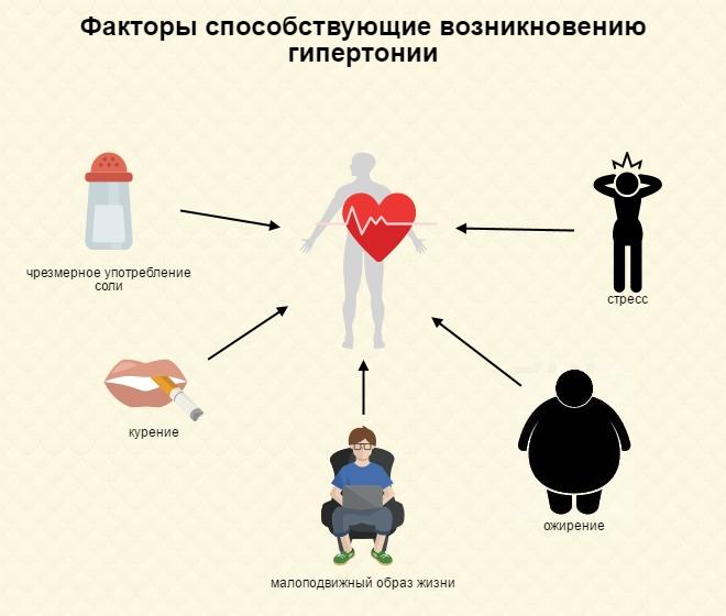 Предпосылки развития заболевания