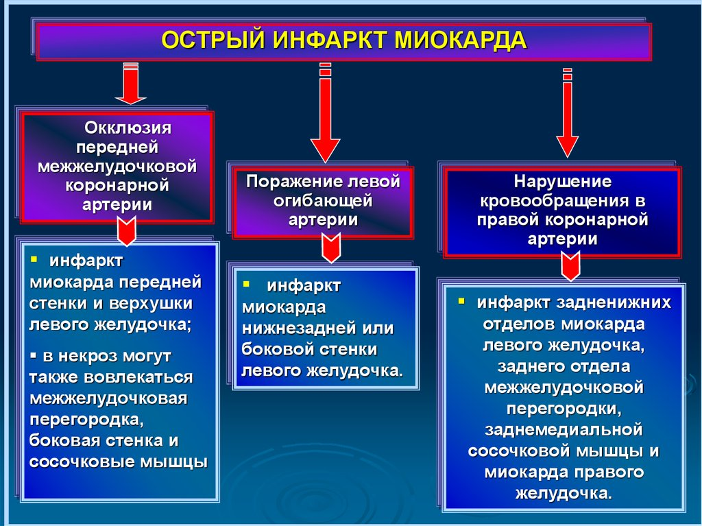 Процесс развития ОИМ
