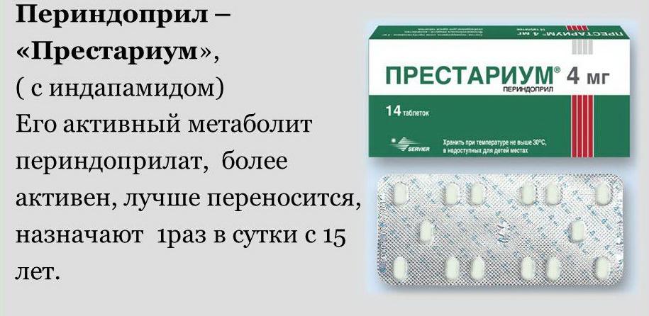 Характеристика лекарства
