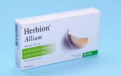 Гербион Аллиум