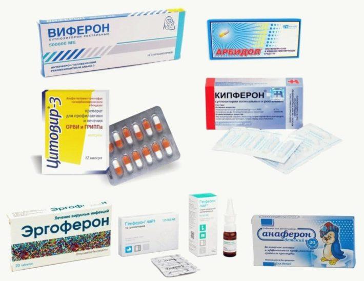 Интерфероны в лечении гепатита печени