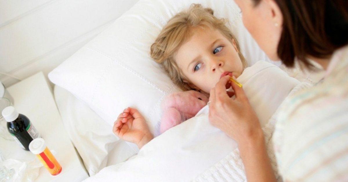 Гепатит А у детей
