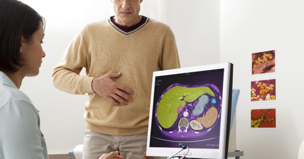 Диагностика цирроза