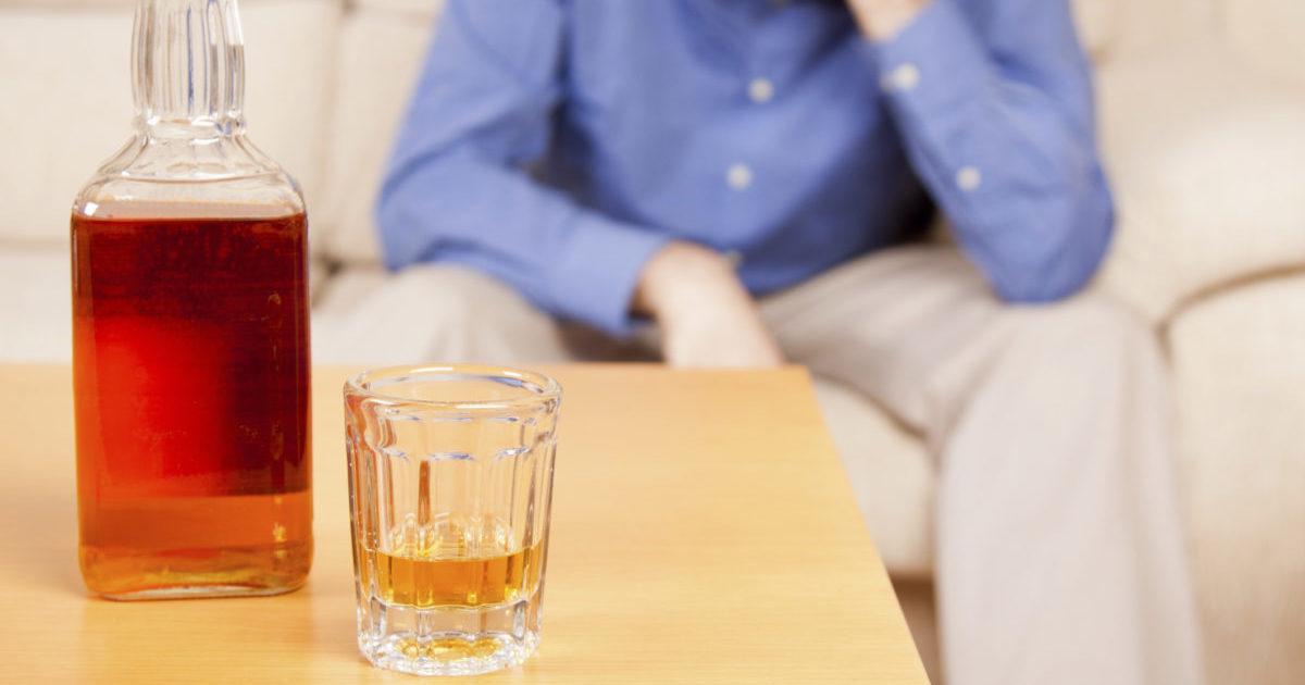 Алкоголь при гепатите С