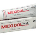 Мексидол паста