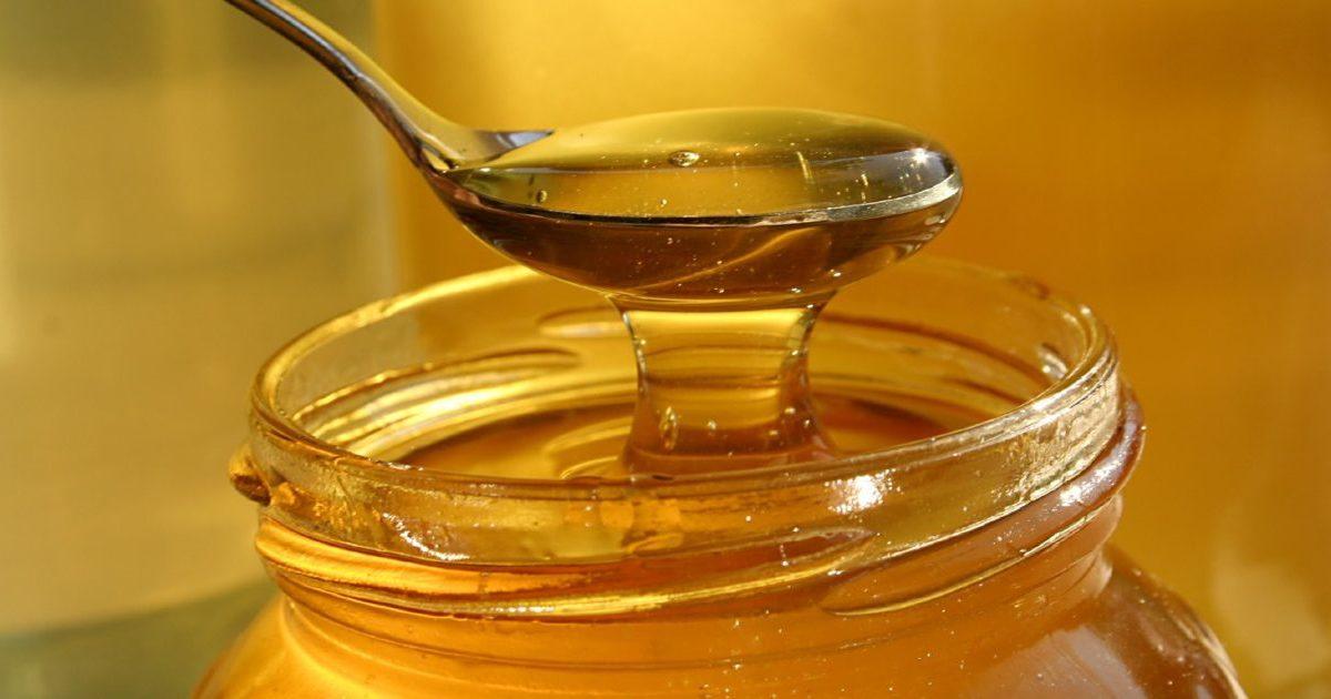 Мед для печени