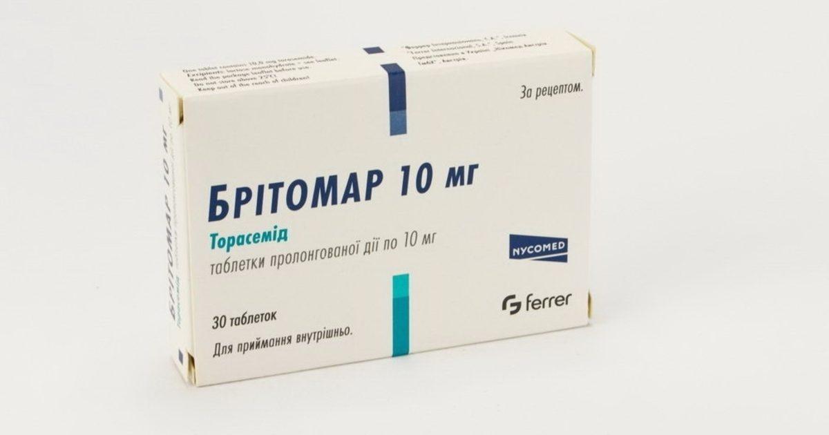 Бритомар – инструкция по применению, показания, аналоги, дозы