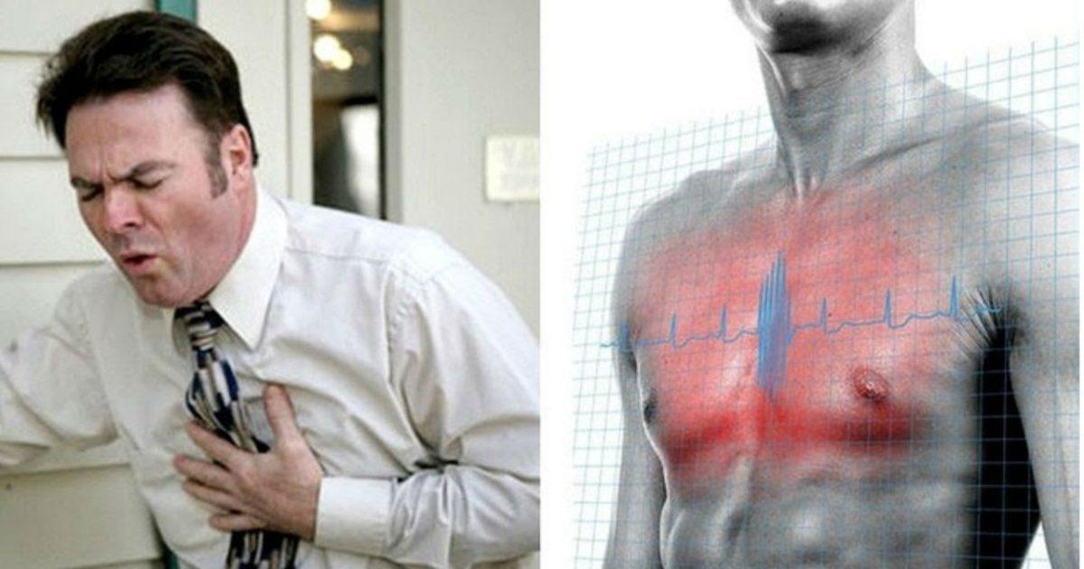 Болезненные ощущения в грудной клетке