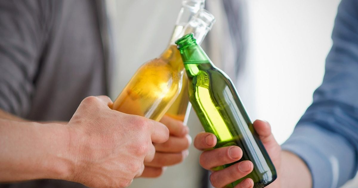 Гипертония и алкоголь последствия - Лечение гипертонии