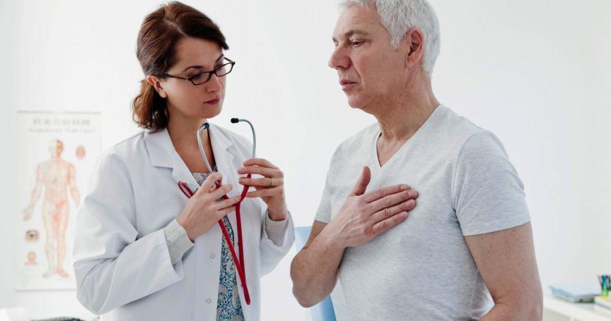 Кашель при заболевании сердца симптомы