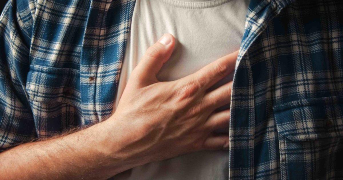 Инфаркт миокарда перенесенный на ногах ⋆ Лечение Сердца