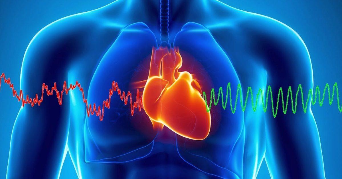 Умеренные метаболические изменения миокарда — Сердце