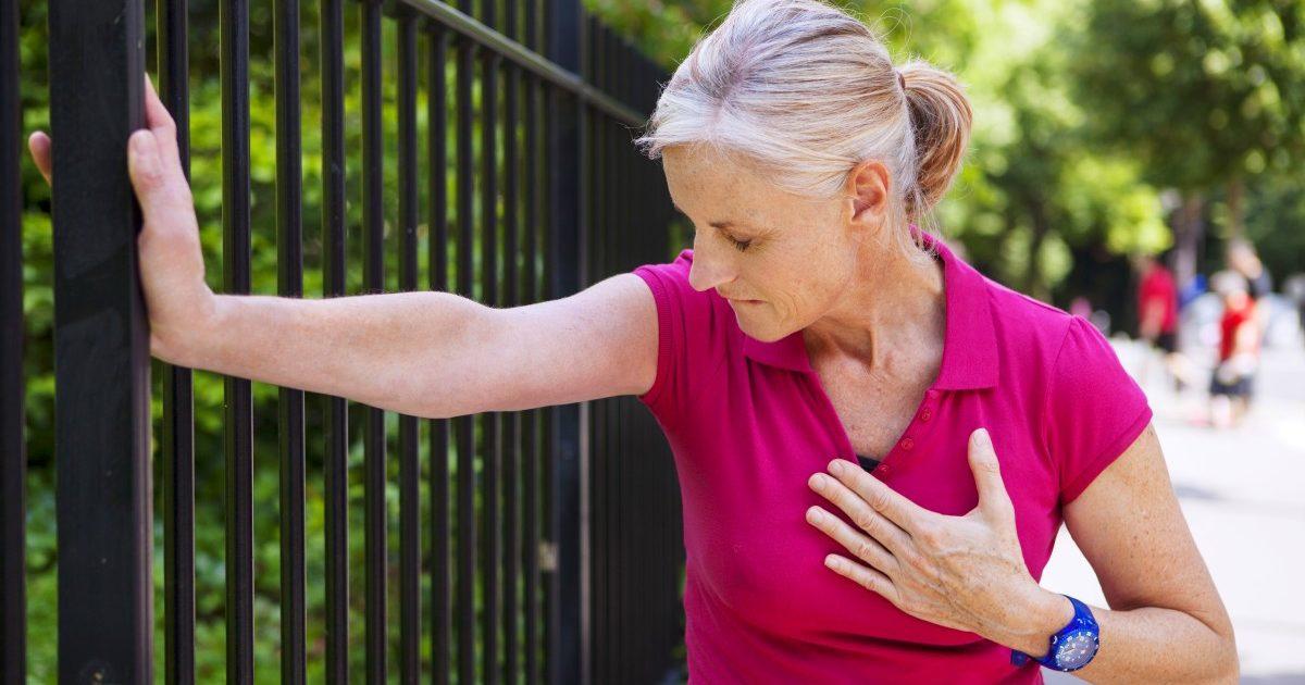 Признаки инфаркта как распознать