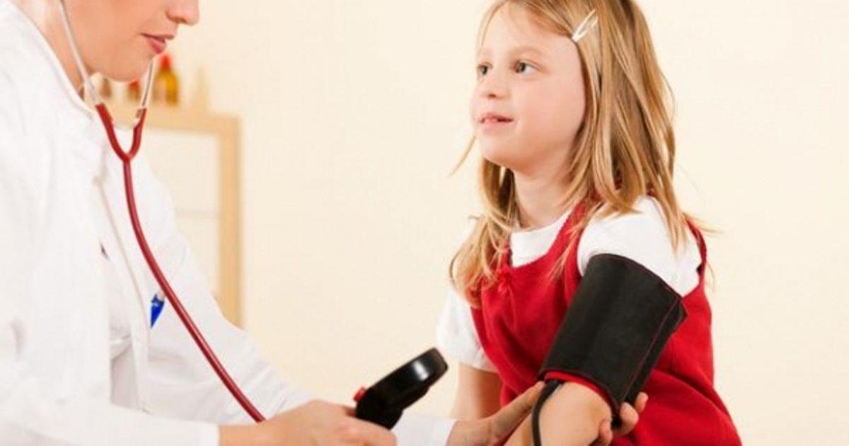 Клинические рекомендации по артериальной гипертензии у детей и подростков