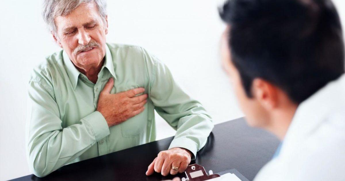 Симптомы сердечной недостаточности у пожилых женщин