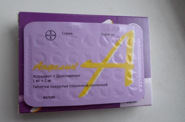 Лекарство Анжелик - инструкция по применению отзывы