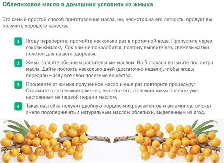 Рецепт приготовления из жмыха
