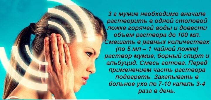 Решение проблем с ушами