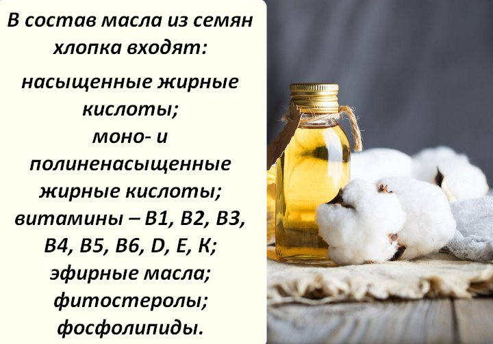 Состав масла