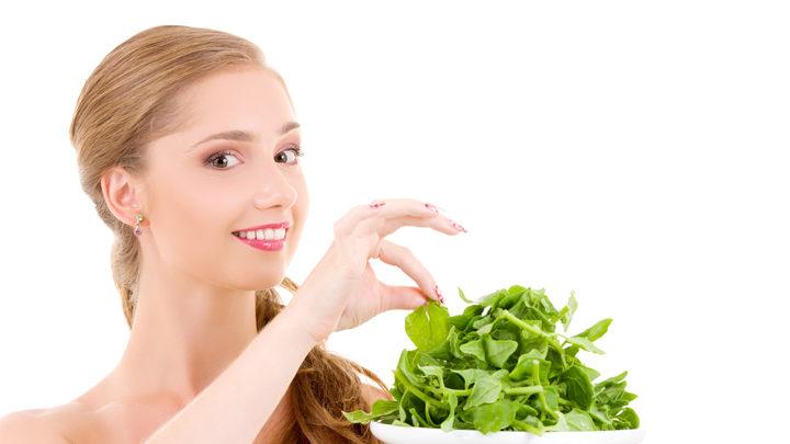 Польза шпината для здоровья женщин