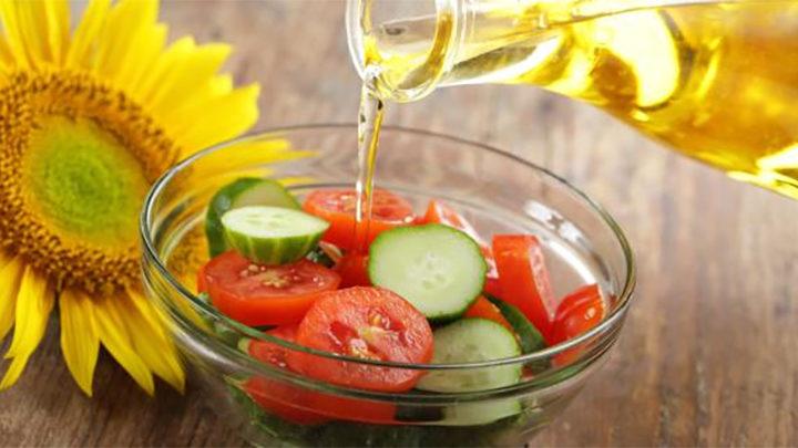 Рецепты подсолнечного масла