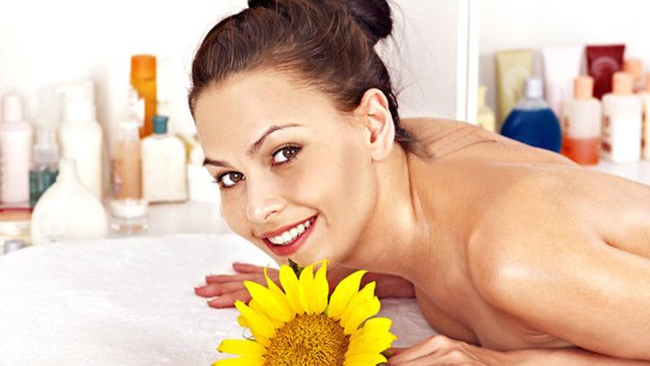 Подсолнечное масло в косметологии