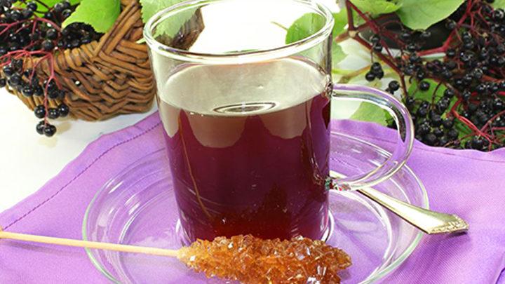 Чай из бузины