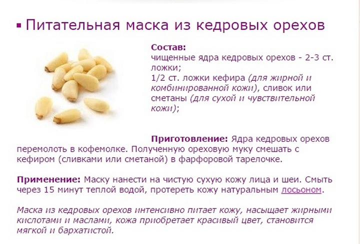 Рецепты красоты