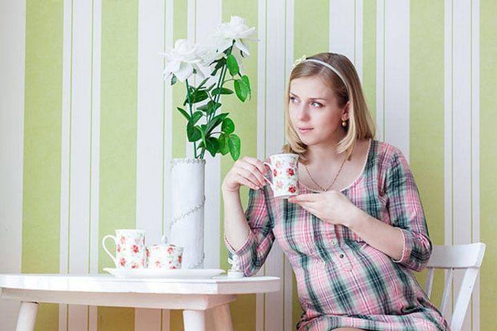Польза напитка для беременных