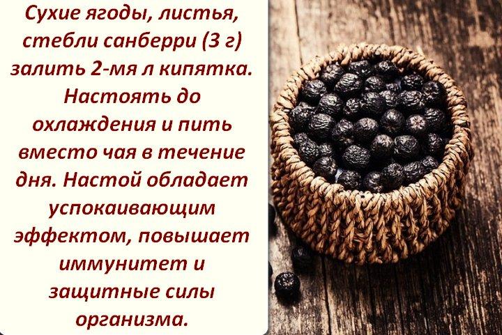 Сушеные ягоды для горла