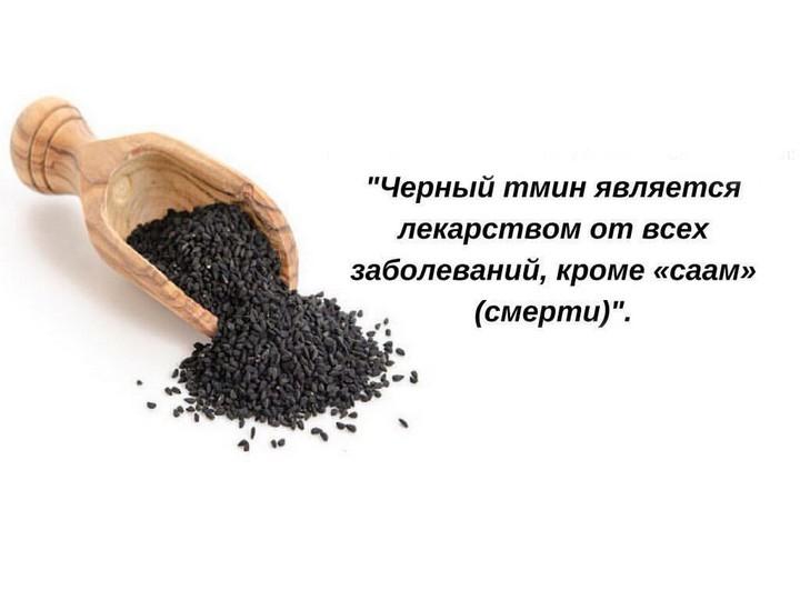 Польза семян