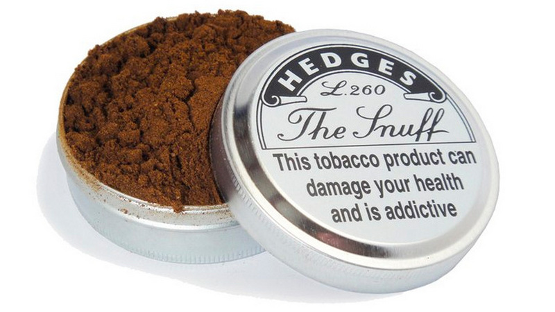 Чем полезен нюхательный табак