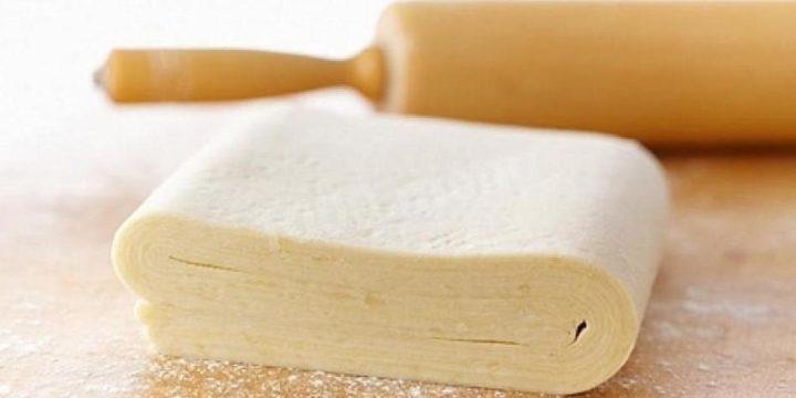 Тесто без дрожжей