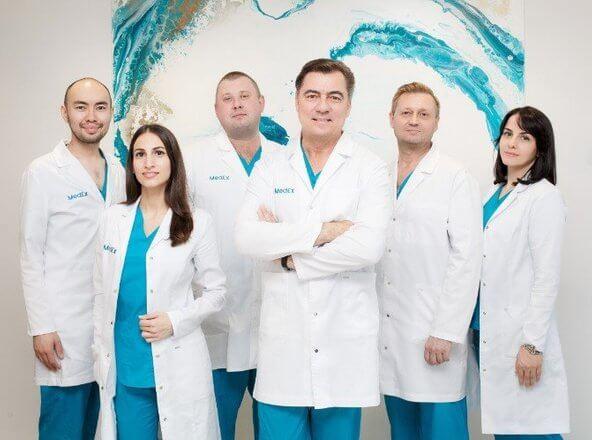 Команда специалистов