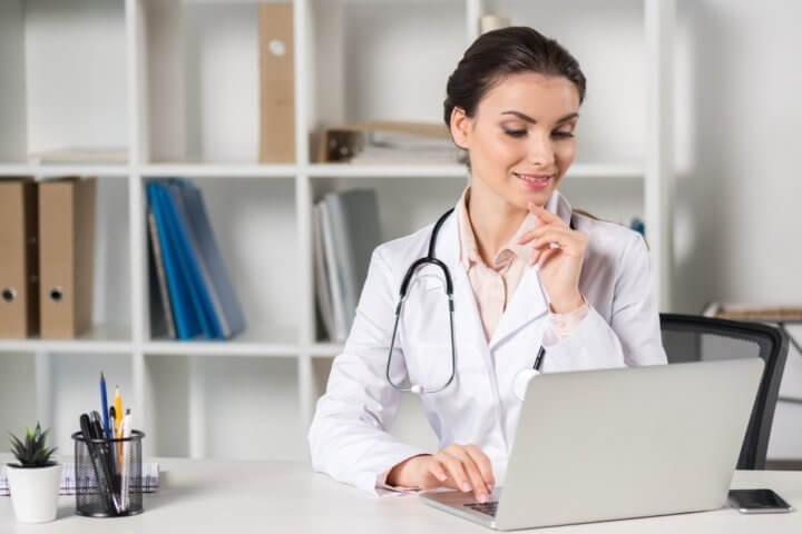 Доктор на учебе